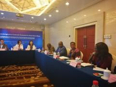 中非农业合作助力非洲发展 ——非洲国家农业可持续发展高级别官员研修班 在北京闭幕
